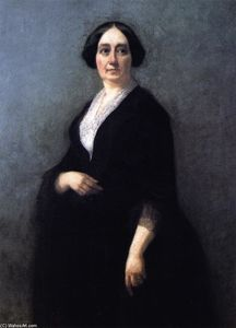 William Morris Hunt - Jane Maria Leavitt Hunt