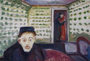 Edvard Munch - Jalousie