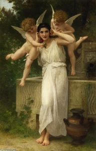 William Adolphe Bouguereau - Jeunesse