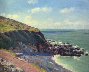 Alfred Sisley - Lady s Crique