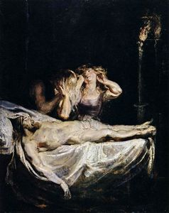 Peter Paul Rubens - le lamentation
