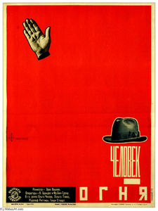 Alexander Rodchenko - Man de The Fire