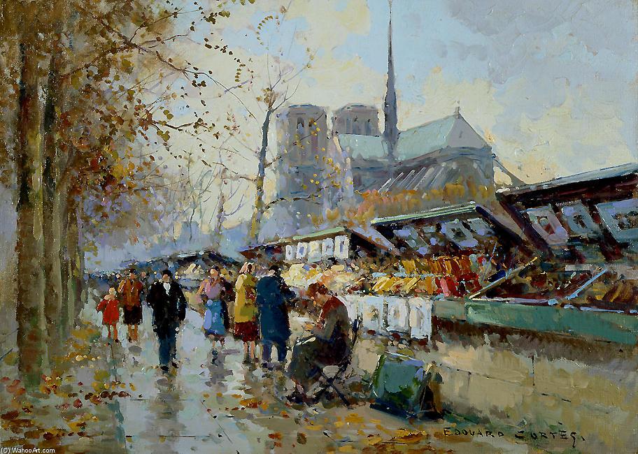 Célèbre Galerie Edouard Cortes, (France), (1882-1969) - Toute les oeuvres  DV47