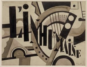 Fernand Leger - Le inhumains