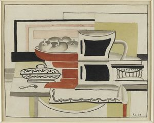 Fernand Leger - Nature Morte