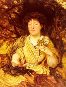 Ford Madox Brown - peut souvenirs
