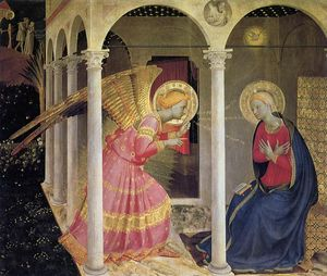 Fra Angelico - Annonciation