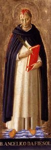 Fra Angelico - St Pierre Martyr