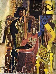 Georges Braque - La Patience