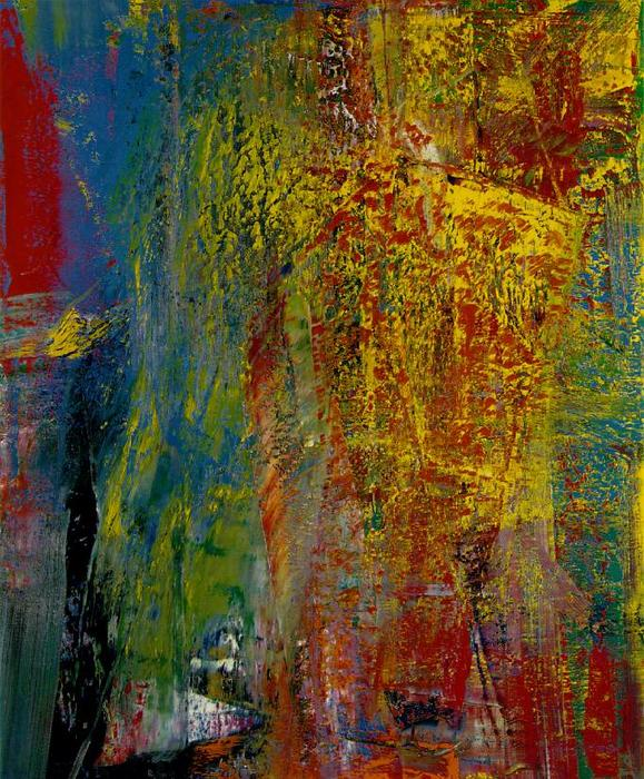 Courbet de Gerhard Richter | Reproduction Peinture | WahooArt.com
