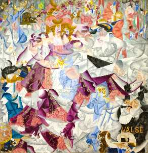 Gino Severini - Valse