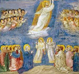 Giotto Di Bondone - L Ascension