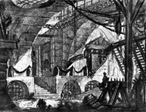 Giovanni Battista Piranesi - le prisons