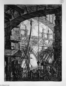 Giovanni Battista Piranesi - Le Grand-Place