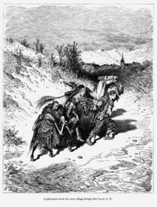 Paul Gustave Doré - don Quichotte