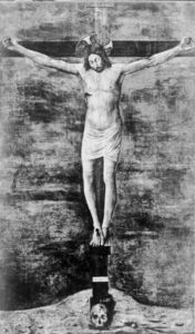 Jacopo Bellini - Crucifix