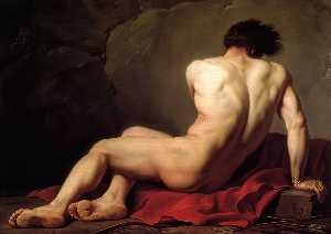 Jacques Louis David - Patrocle