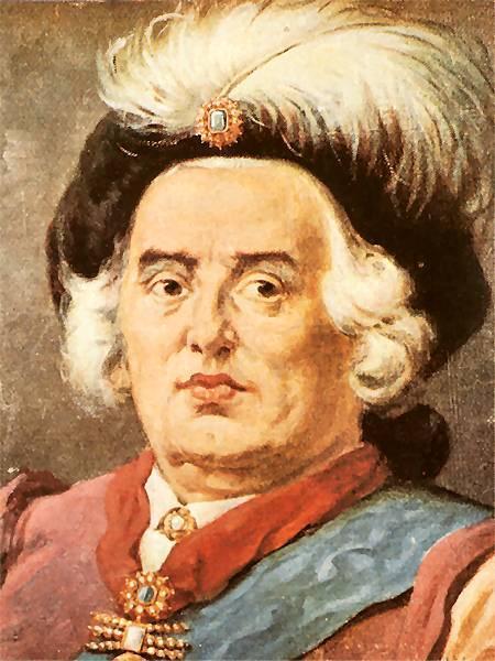 Agenda : Ca s'est passé en juin ! Jan-Matejko-Augustus-III-of-Poland