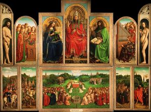 Jan Van Eyck - Le Retable de Gand