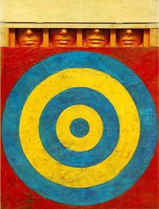 Jasper Johns - Cible