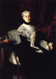 John Singer Sargent - Mme . william crowninshield endicott