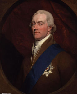 John Singleton Copley - portrait de george john spencer , 2nd Comte Spencer