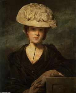 Joshua Reynolds - miss mary hickey