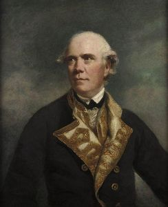 Joshua Reynolds - Admiral l honorable Samue Barrington