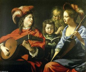 (Brother) Antoine Le Nain - le concert