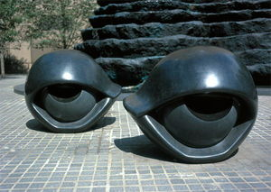 Louise Joséphine Bourgeois - Bancs Eye I