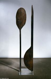 Louise Joséphine Bourgeois - Paddle femme