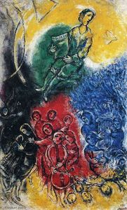 Marc Chagall - musique