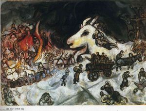Marc Chagall - guerre