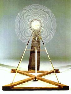 Marcel Duchamp - Plaques Rotary verre (Precision Optics)