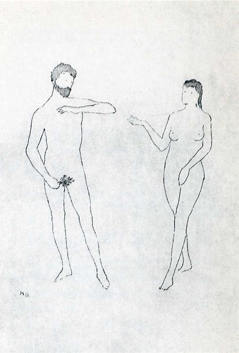 「Marcel Duchamp cranach」の画像検索結果