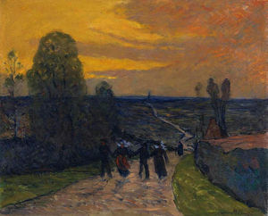 Maxime Maufra - null sur l- chemin