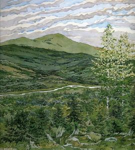 Neil Gavin Welliver - Briggs Meadow