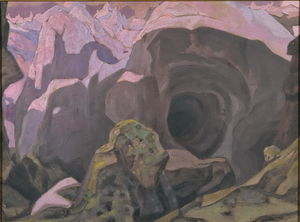 Nicholas Roerich - Roches Rond