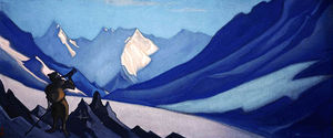 Nicholas Roerich - vocation