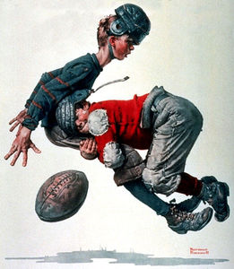 Norman Rockwell - Pitre