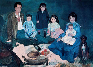 Pablo Picasso - Soler famille