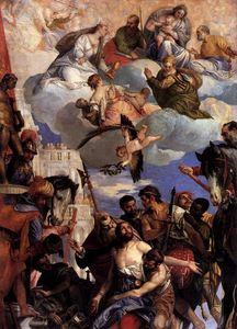 Paolo Veronese - Martyre of Saint George