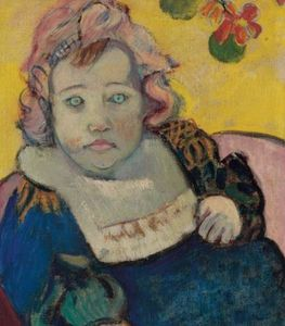 Paul Gauguin - le enfant