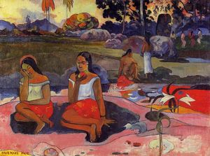 Paul Gauguin - Printemps Sacré