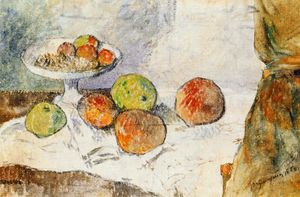 Paul Gauguin - Nature morte avec fruits met