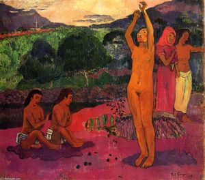Paul Gauguin - L Invocation