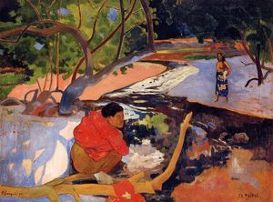 Paul Gauguin - le matin