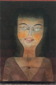 Paul Klee - Possédé fille qui