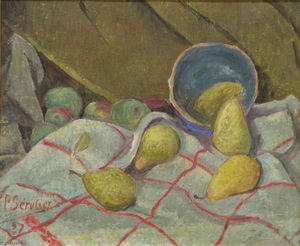Paul Serusier - Nature Morte