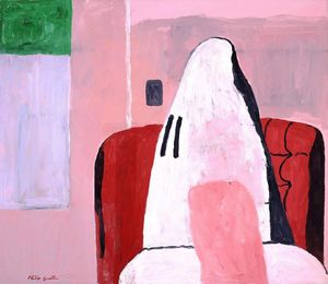 Philip Guston - le chambre